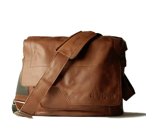 compagnon the messenger (Light Brown)