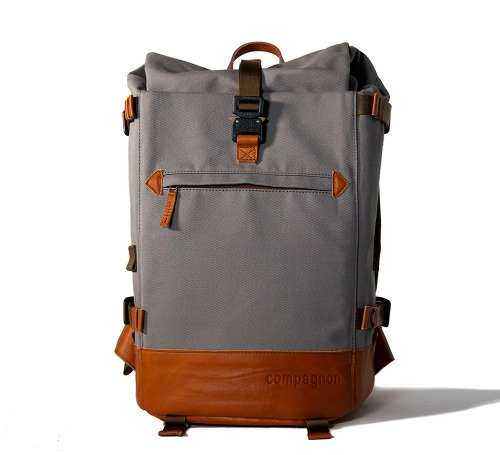compagnon the backpack 2.0 (Grey)