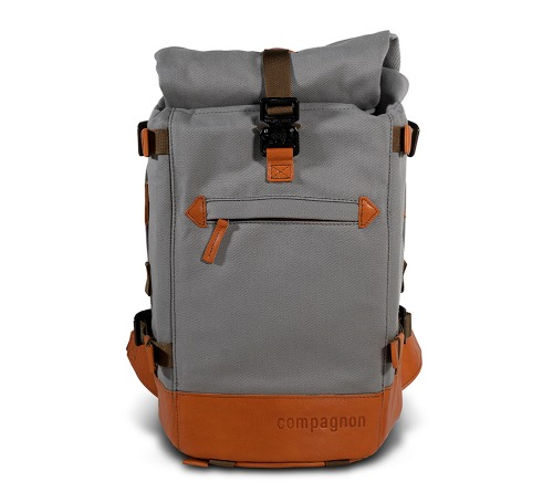 compagnon the little backpack (Grey)