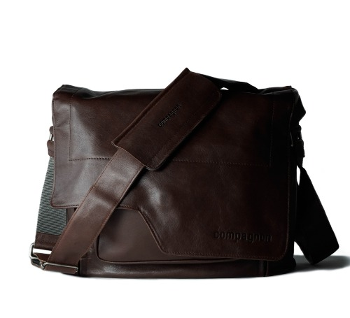 compagnon the messenger (Dark Brown)