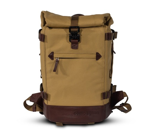 compagnon the little backpack (Sand)