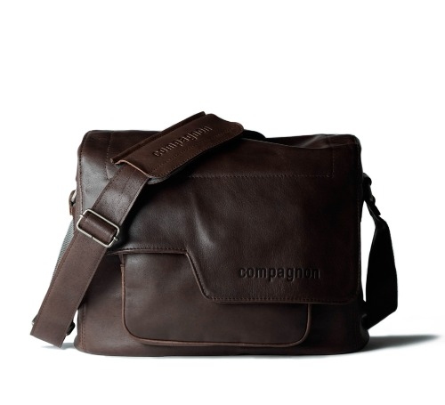 compagnon the medium messenger (Dark Brown)