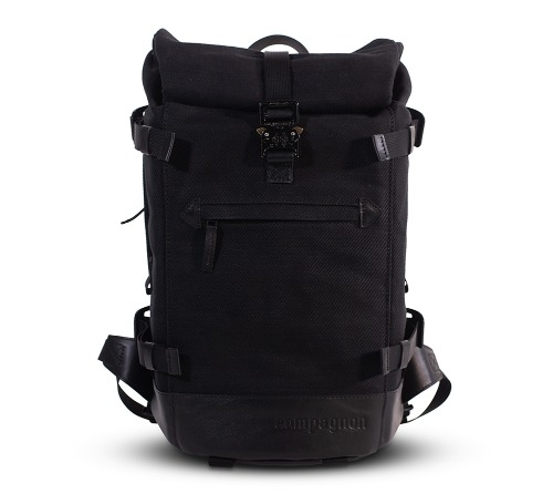 compagnon the little backpack (Black)
